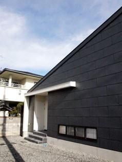 ガルバウロコの家