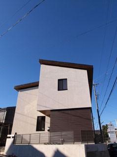 フロアで分かれる二世帯住宅