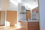フロアで分かれる二世帯住宅のイメージ6