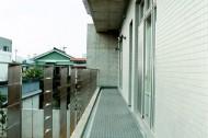 コンクリート打放しの家のイメージ9