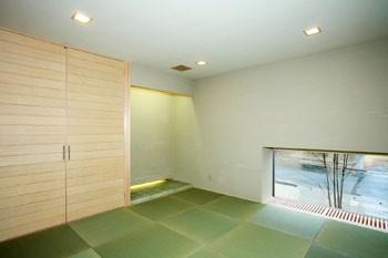 シンプルな和室のイメージ