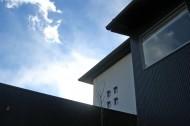 みかん畑を借景する家のイメージ3