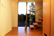みかん畑を借景する家のイメージ5