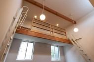 木板塀の家のイメージ12