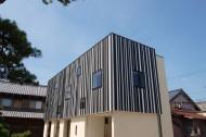 境内に建つ家のイメージ0