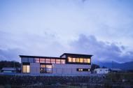 アルプスを臨む家のイメージ2