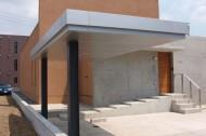 コンクリート壁のある木造住宅のイメージ3