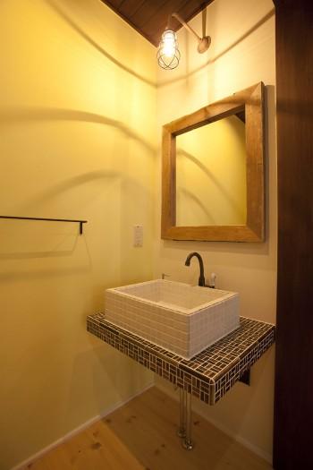 住宅の洗面にもいかが?のイメージ