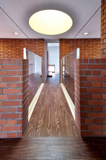 2階同士を繋ぐ「ブリッジ」のイメージ