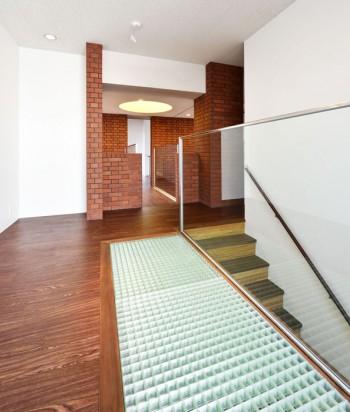 FRPグレーチング床のイメージ